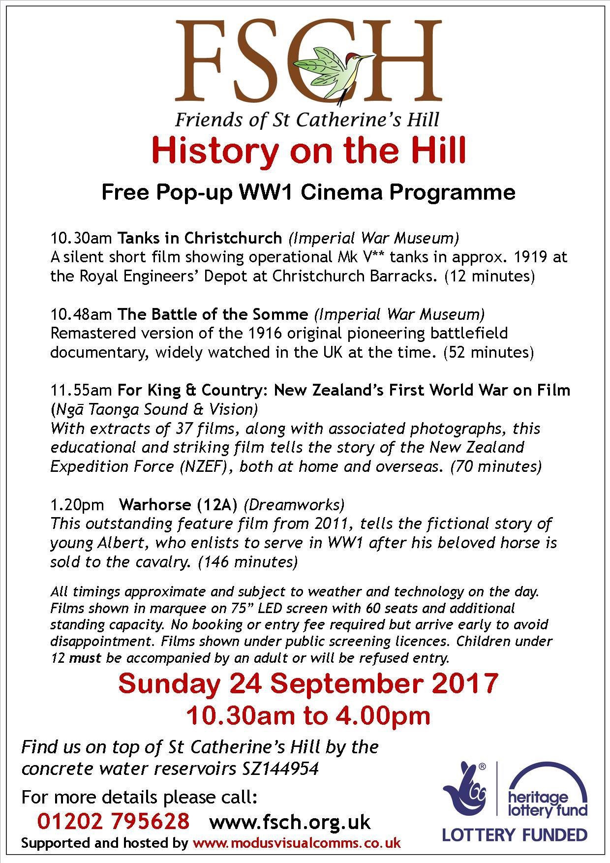 History on the Hill